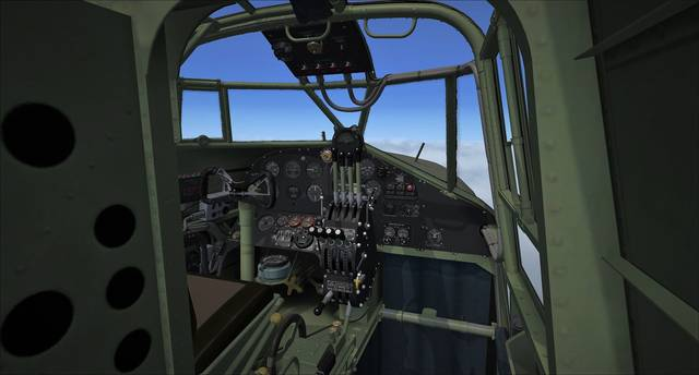 Flight Replicas Halifax (for FSX & P3D v1-v3)