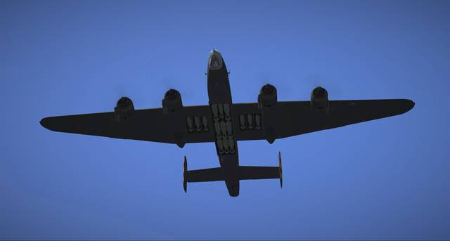 Flight Replicas Halifax (for P3D v4)