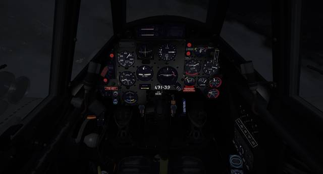 Flight Replicas Hispano Aviación HA-1112-M1L Buchón (for FSX & P3D v1-v3)