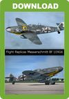 Flight Replicas Messerschmitt Bf 109G6 (for FSX & P3D v1-v3)