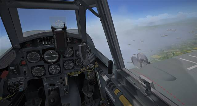 Flight Replicas Messerschmitt Bf 109G6 (for P3D v4)