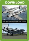 Flight Replicas Messerschmitt Bf 109Z 'Zwilling'