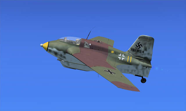 Flight Replicas Messerschmitt Me 163B Komet