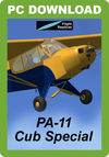 Flight Replicas PA-11 Cub Special plus Wagner Twin Cub