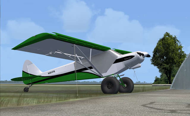 Flight Replicas Super Cub - Ultra