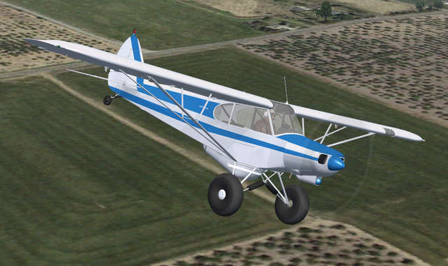 Just Flight - Flight Replicas Super Cub Complete Package