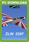 Flight Replicas Zlin 526F