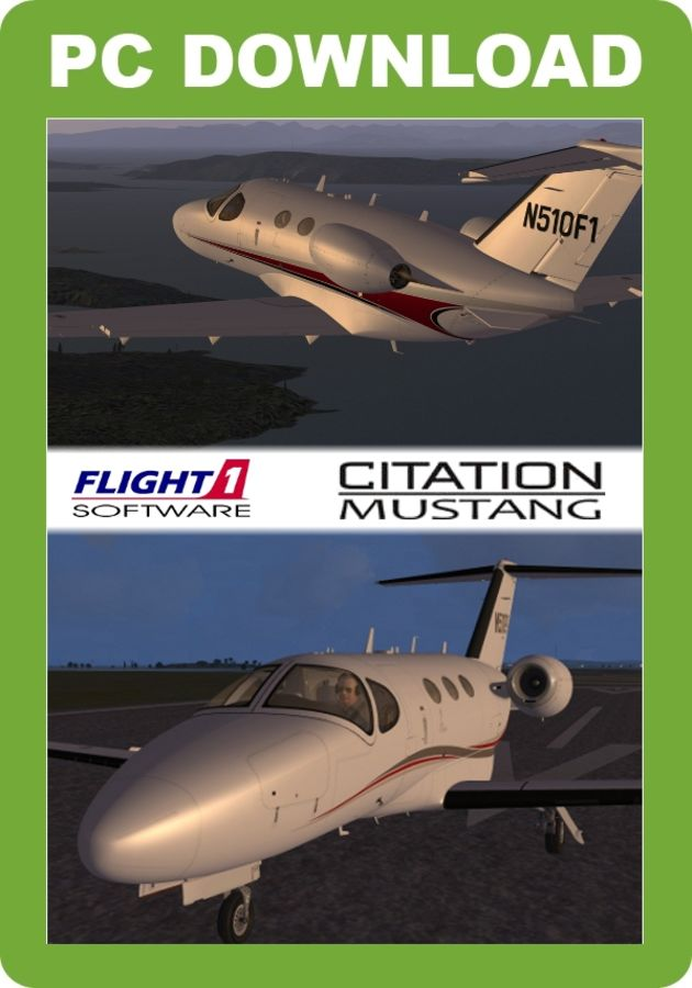 Just Flight - Flight 1 Cessna Citation Mustang (for FSX)