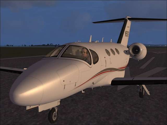 Flight 1 Cessna Citation Mustang (for FSX)