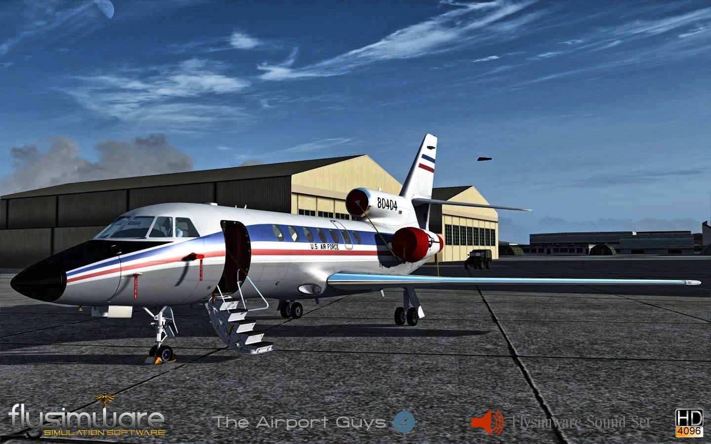 Just Flight - Flysimware Falcon 50