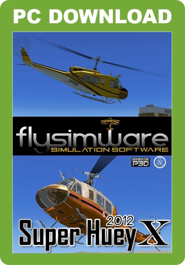Just Flight - Flysimware Super Huey