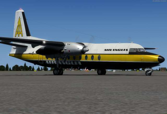 Fokker F27 Friendship 100/200/300