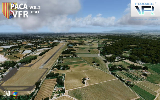 France VFR - French Riviera Vol.2 (for P3D v4)