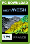 France VFR - NEXTMesh France