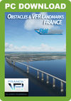 France VFR - Obstacles & VFR Landmarks (for MSFS)