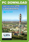France VFR - Obstacles & VFR Landmarks for X-Plane