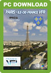 France VFR - Paris-Ile de France (for Aerofly FS 2)