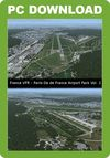 France VFR - Paris-Ile de France Airport Pack Vol. 2 (for FSX & P3D v1-v3)