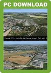 France VFR - Paris-Ile de France Airport Pack Vol. 3 (for FSX & P3D v1-v3)