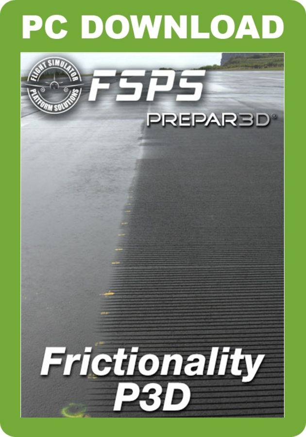 Just Flight - Frictionality P3D