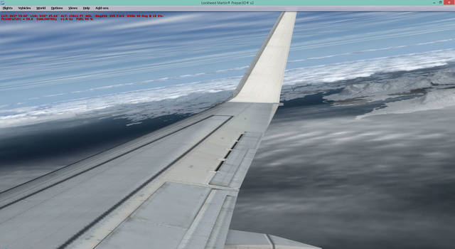 Just Flight - FS Global Real Weather 64-bit Edition (for P3D
