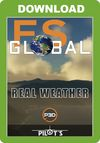 FS Global Real Weather (for P3D v5)