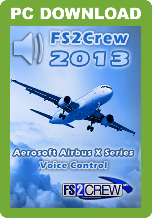 Just Flight - FS2Crew: Aerosoft Airbus Voice Control
