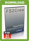 FS2Crew: FS Labs Airbus Captain's Set