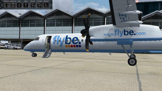 Just Flight - FS2Crew: Majestic Dash 8 Q400 Special Bundle