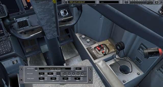 Just Flight - FS2Crew: PMDG 737 NGX Reboot Captain's Set