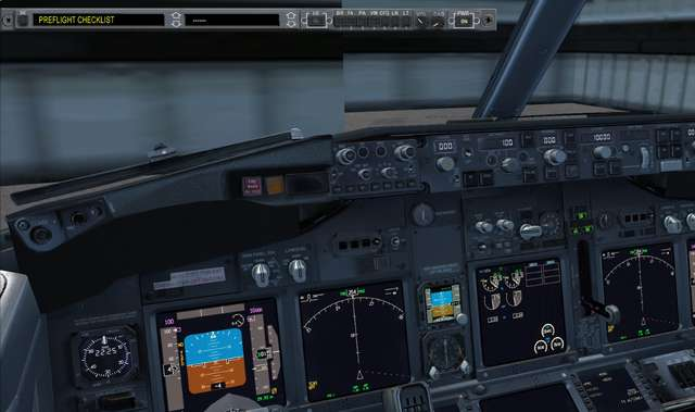 Just Flight - FS2Crew: PMDG 737 NGX Reboot (Voice & Button