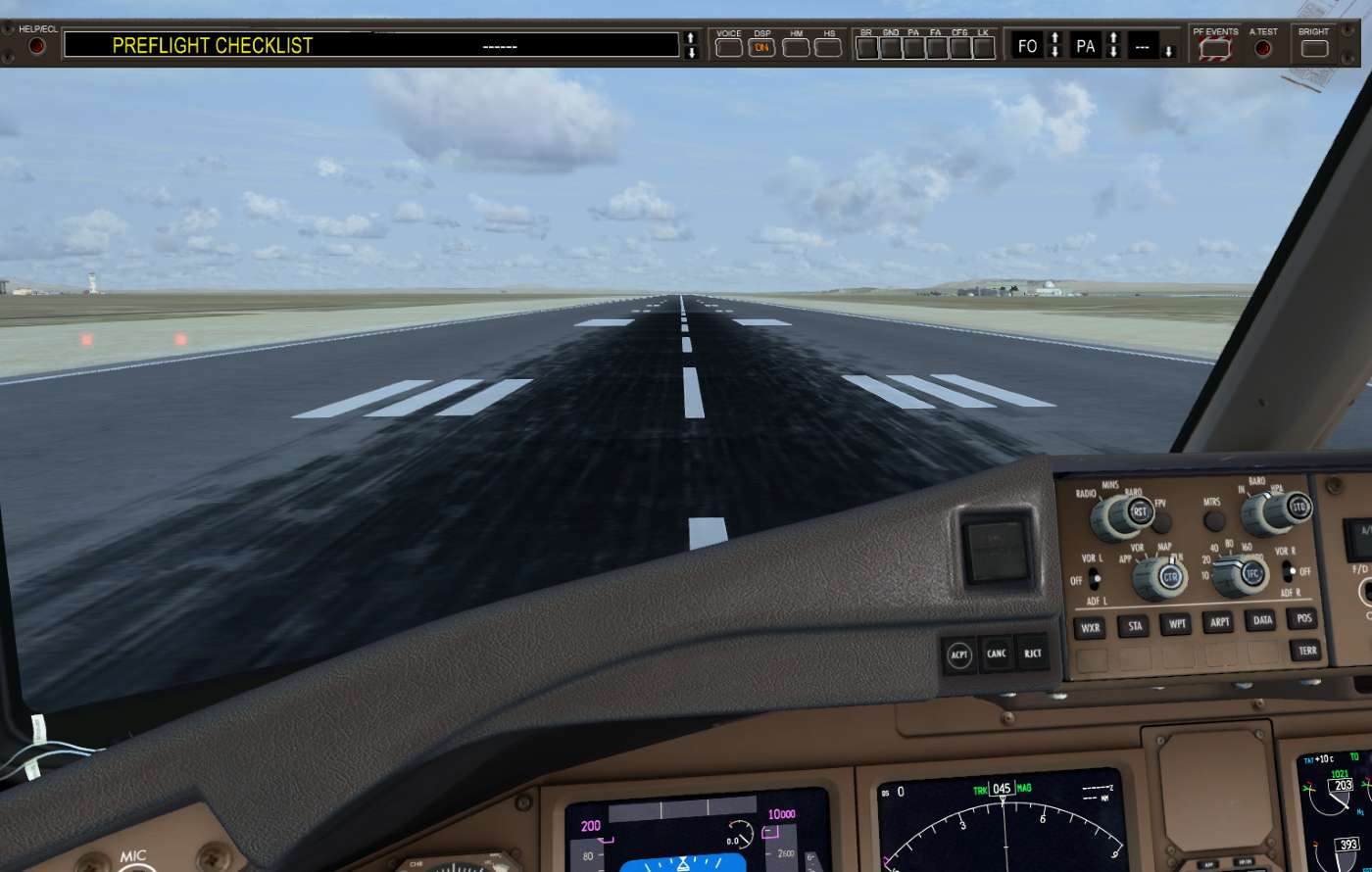 Just Flight - FS2Crew: PMDG 777 Captain's Set