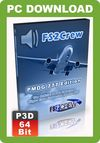 FS2Crew: PMDG 777 Voice and Button Control (for P3D v4 64-bit)