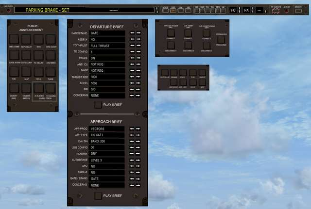 Just Flight - FS2Crew: PMDG 777 Voice and Button Control