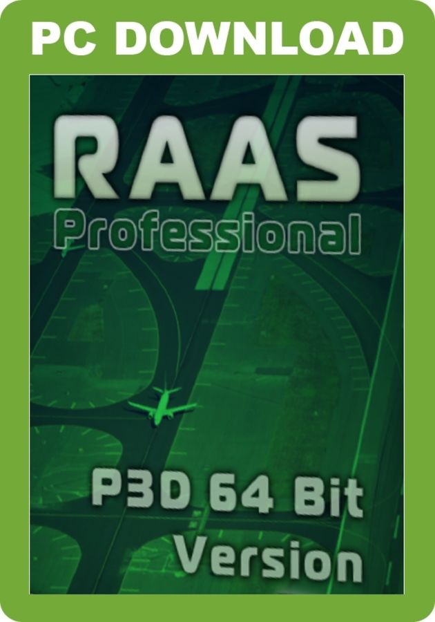 Just Flight - FS2Crew: RAAS Professional for P3D v4