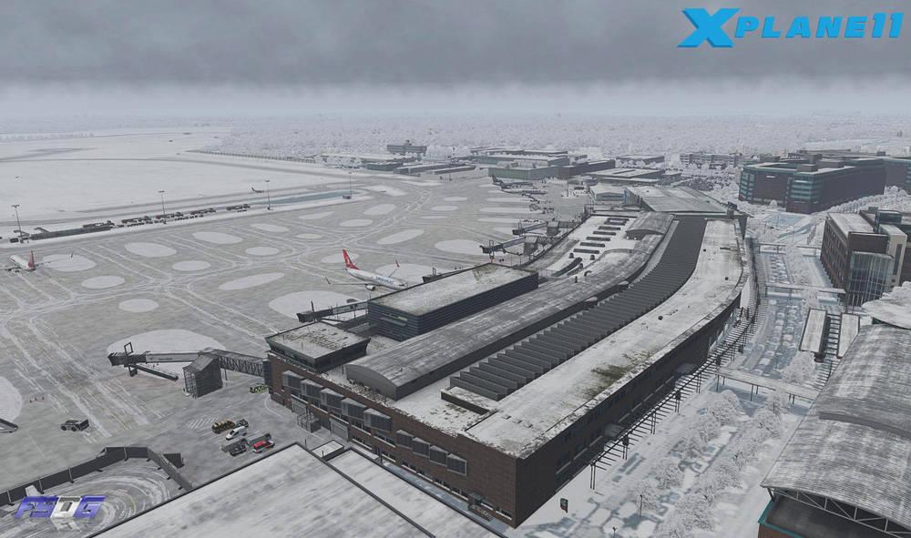 FSDG - Bremen XP - Just Flight