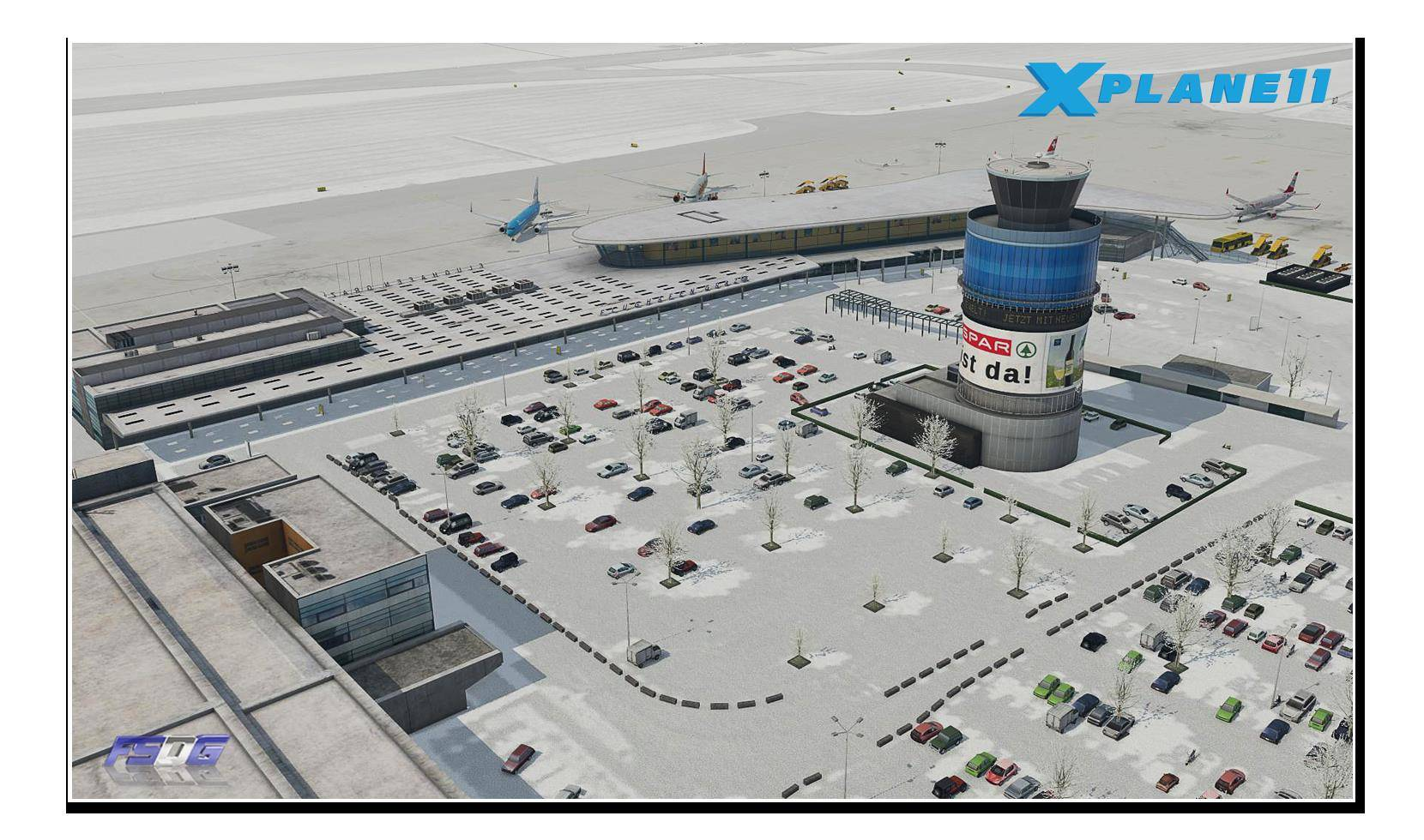 FSDG - Graz XP - Just Flight