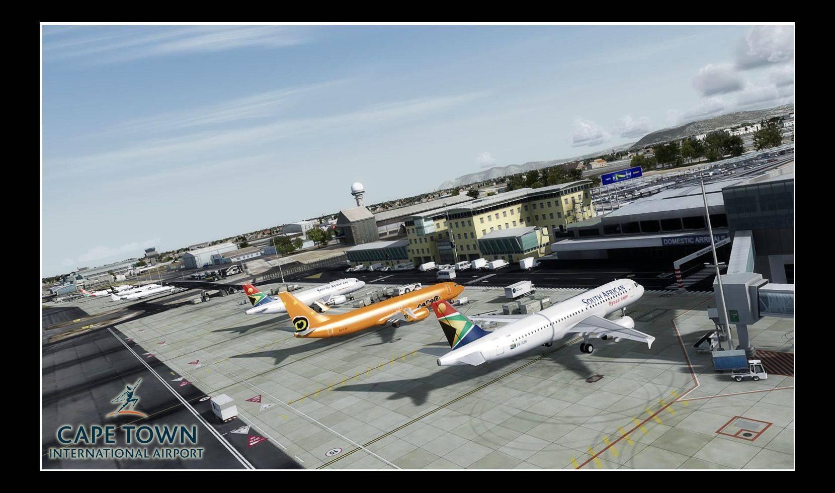 Just Flight - FSDG - Cape Town