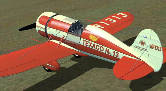 Golden Age Simulations – Air Racing Package