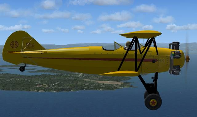 Golden Age Simulations Fleet 16B Finch II