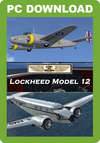 Golden Age Simulations Lockheed Model 12A Electra for FSX