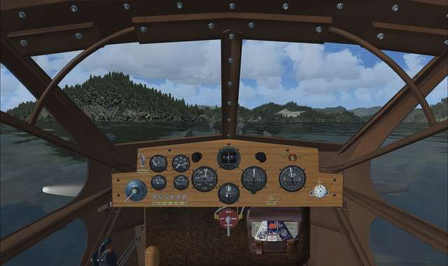 Golden Age Simulations Ryan B-5 Brougham