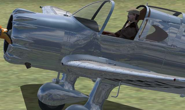 Golden Age Simulations Ryan SC-W