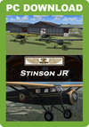 Golden Age Simulations Stinson Junior for FS2004