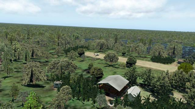 Just Flight - Grand Amazonia Scenery