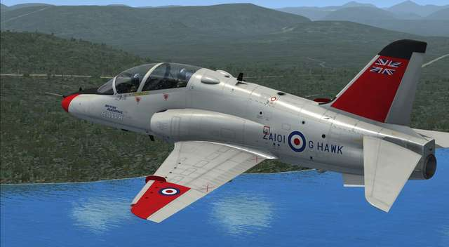 Hawk T1/A Advanced Trainer Livery Pack 1
