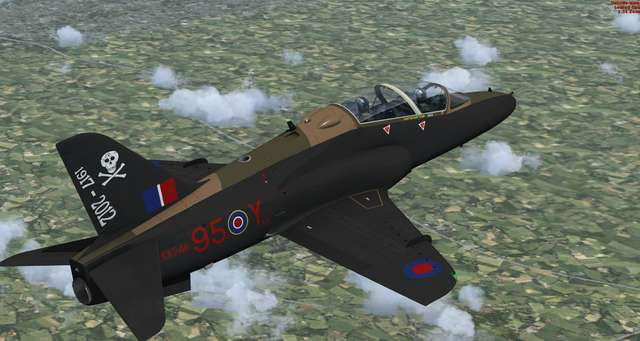 Hawk T1/A Advanced Trainer Livery Pack 2