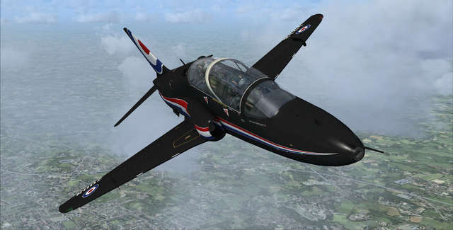 Hawk T1/A Advanced Trainer Livery Pack 3
