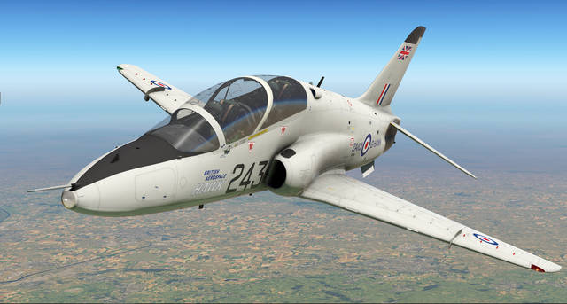 Hawk T1/A Advanced Trainer Livery Pack (for X-Plane 11)