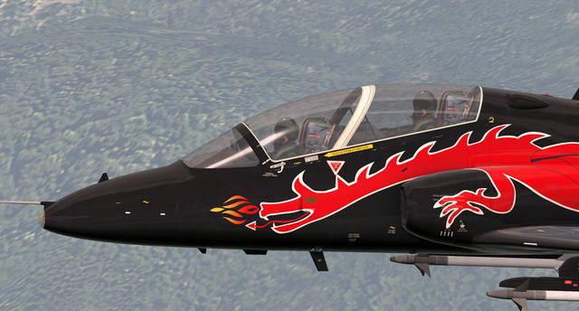Just Flight - Hawk T1/A Advanced Trainer (for X-Plane 11)